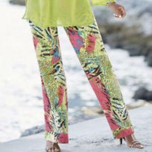 NEW Ashro Rhetta Dress Slacks Size 18 W